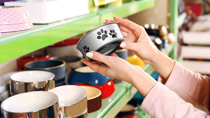 dog bowls that make dogs eat slower