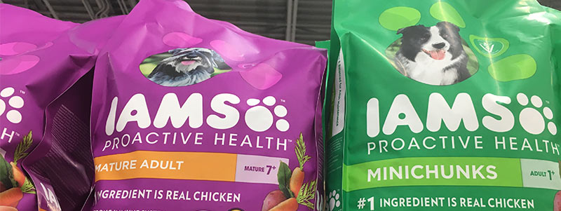 is IAMS good for Pugs