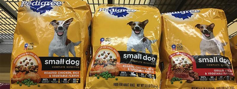 is pedigree good for pugs