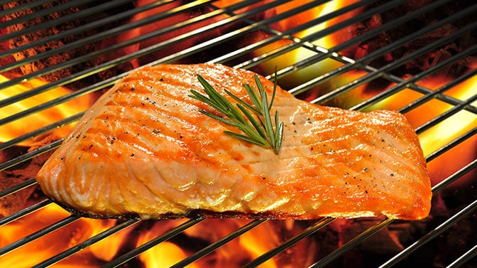 how to cook salmon for dogs