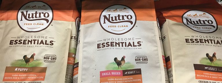 is Nutro good for Pugs