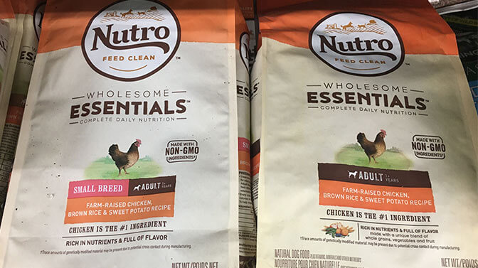 Nutro Dog Food Review