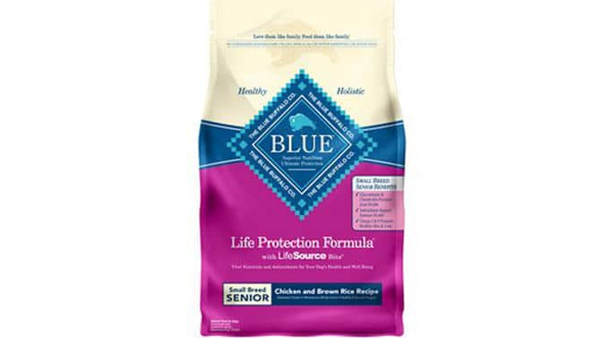 blue buffalo life protection formulas small breed