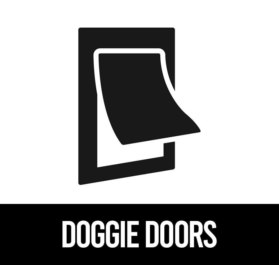 best dog door for pugs