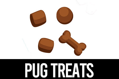 best dog treats for pugs icon