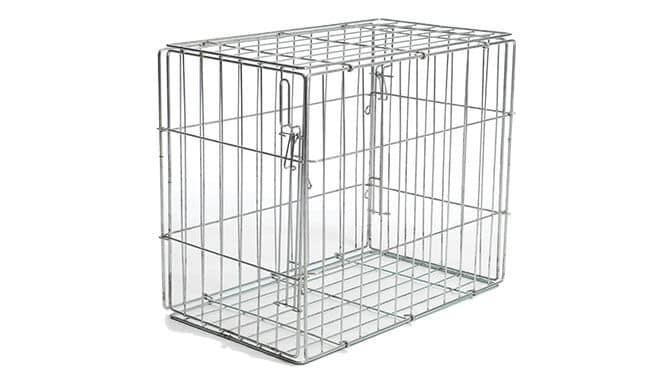 Pug crate