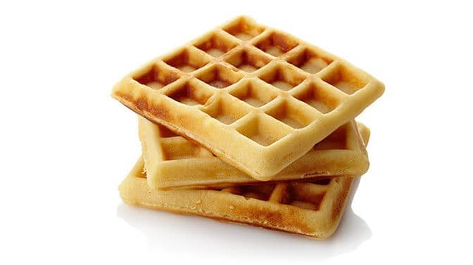 what are waffles